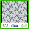 White African Guipure Chemical Embroidery Lace Fabric
