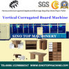 G Board Vertical Corrugationg Sheet Machine