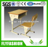 Hot and Cheap School Furniture Student Desk Table and Chair (AB-17)