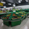 Hot Sales Acry Vegetable and Fruit Display Rack by Manufacturer