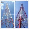 Factory Directly Triangular Angle Steel Lattice Telecom Tower