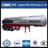 3 Axle Adr Saso 45000liter Fuel Aluminum Tank Trailer