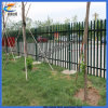 Decorative Flower PVC Coated Garden Fence