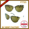 F7723 High Quality Plastic Sunglasses with Metal Temple UVA & UVB