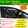 Breathable Mesh Fabric Sonata Sunshade, Foldable Steel Wire Framed