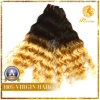 100% Unprocessed Virgin Brazilian Human Hair Ombre Color