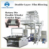 Double-Layer Co-Extrusion Rotary Die Film Blowing Machine (YXDL)