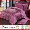Fashion Poly-Cotton Jacquard Bedding Set Df-C170