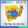 Hollow Block Making Machine Price Qmy4-30A Mini Brick Factory