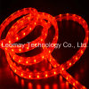 Red Flexible IP68 Waterproof SMD3528 50LEDs 220VAC LED Light Strips