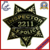 2211 S. F Police Inspector Badge, Police Badge