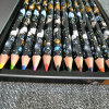 Hot Stamping12 Color Pencil