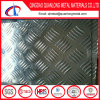 1060 5052 Aluminum Tread Checkered Sheet for Indoor Stairs