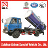 Low Price Carbon Steel Diesel Engine Sewage Suction Truck