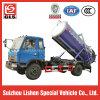Low Price Carbon Steel Diesel Engine Sewage Suction Truck