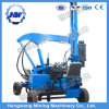 Multi-Function Safety Fence Installation Machine Guardrail Pile Driver