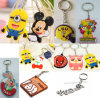 Keychain Making Machine /Yield Rate 99.9% Labor Cost Saving