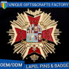 Factory Price OEM Design for Metal Badge