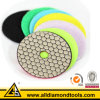 Dry Diamond Flexible Polishing Pads
