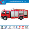 High Performance Isuzu Fire Fighting Water Foam Fire Truck