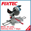 Fixtec Power Tools 1600W Double Mitre Saw for Aluminum