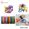Fatory Cheap Customized Logo Events Silicon Bracelet Wristband