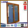 Aluminum Frame Temper Glass Sliding Window Factory (b82)