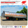 Favorable Price 3 Axles Crude Oil Storage Tank Semi Trailer
