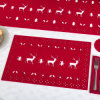 China Supplier Nonwoven Coasters Nepal Felt Coasters