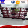 1200*1000 Light Duty Rackable Industry Plastic Pallet with Rail