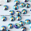 2018 Latest Hot Selling Ss16 Tanzanite Ab Hot Fix Rhinestone Glass Crystal Copy Preciosa Hot Fix Rhinestone (HF-ss16 tanzanite ab /5A grade)
