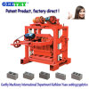 Qtj4-40b2 Low Cost Cement Brick Making Machine