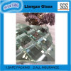 Ultra Clear Mirror Glass with Square Pattern for Decoration