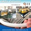 Factory Sale PVC/PP/PE/EVA Single Wall Corrugated Pipe Extrusion Making Machine
