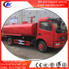 3mt 4X2 3800mm Wheelbase Stainless Steel Tank Fire Fighting Truck