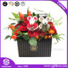 Fashionable Flower Bouquet Boxes Paper Cardboard Packaging Shipping Flower Boxes