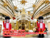 4m Inflatable Nutcracker for Christmas Decoration