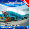 50 Cubic Meter Tri-Axle Bulk Cement Trailer for Sale / Middle-Density Bulk Powder Goods Tanker Trailer
