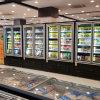 Supermarket Air Cooler Multideck Chiller for Saudi Arabia