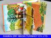 Fashion Printing Cartoon Folding Books