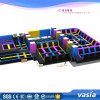 Trampoline Park Indoor Playground Design for Children and Kids