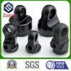 Precision Metal Hardware CNC Milling Part with Black Anodizing