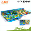 Ocean Style Plastic Slide Indoor Playground