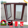 2016 Latest PVC Double Glazed Window Grill Design, Philippines Glass Window