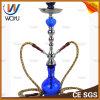 Drak Blue Agate Water Pipe Hookah Shisha Nargile