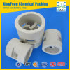 Excellent Acid Resistance and Heat Resistance Ceramic Pall Ring Packing