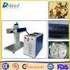 Portable Metal Nonmetal Fiber Laser Marking Machine Laser Engraving Marker