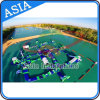 Inflatable Floating Water Park, Lake Aqua Water Park Inflatables, Inflatable Beaches Water Park