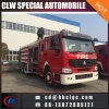 HOWO 6X4 Emergency Rescue Truck Right Hand Drive Fire Truck