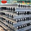 Factory Price Q235 Material 15kg/M Railroad Track Light Steel Rail